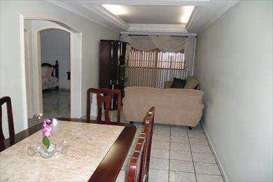 Apartamento, código 342 em São Vicente, bairro Cidade Naútica
