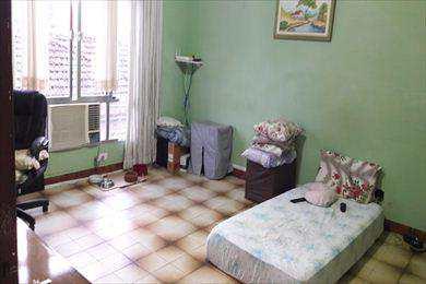 Apartamento, código 501 em São Vicente, bairro Itararé