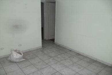 Apartamento, código 448 em São Vicente, bairro Itararé