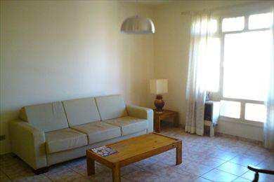 Apartamento, código 201 em São Vicente, bairro Itararé