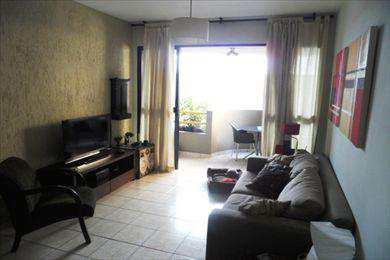 Apartamento, código 336 em São Vicente, bairro Centro