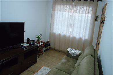 Apartamento, código 315 em Santos, bairro Marapé