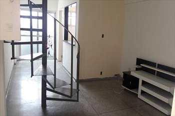 Apartamento, código 498 em São Vicente, bairro Centro