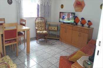 Apartamento, código 495 em Santos, bairro José Menino