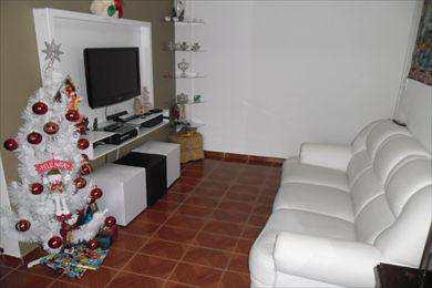 Apartamento, código 333 em São Vicente, bairro Jardim Paraíso