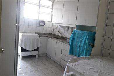 Apartamento, código 491 em Santos, bairro Campo Grande