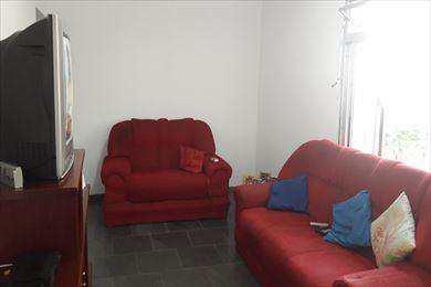 Apartamento, código 490 em Santos, bairro José Menino