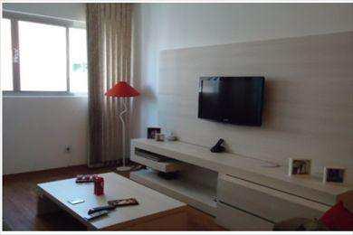 Apartamento, código 302 em São Vicente, bairro Itararé