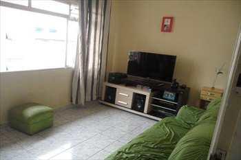 Apartamento, código 188 em São Vicente, bairro Itararé