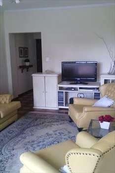Apartamento, código 489 em São Vicente, bairro Centro