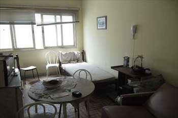 Sala Living, código 459 em São Vicente, bairro Centro