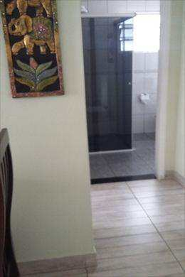 Apartamento, código 443 em São Vicente, bairro Centro