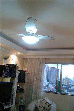 Apartamento, código 440 em Santos, bairro Encruzilhada