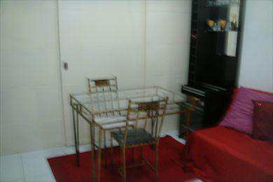 Sala Living, código 326 em São Vicente, bairro Centro