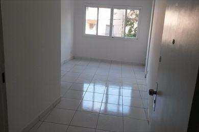 Apartamento, código 432 em São Vicente, bairro Centro