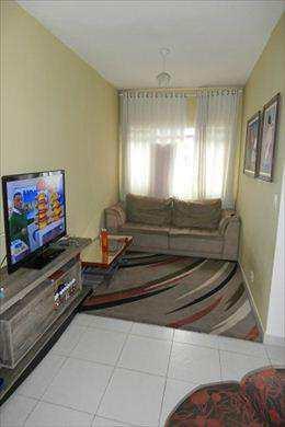 Apartamento, código 431 em São Vicente, bairro Itararé