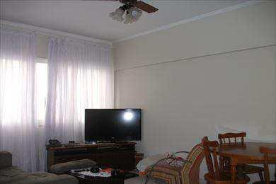 Apartamento, código 481 em São Vicente, bairro Centro