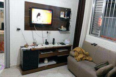 Apartamento, código 424 em São Vicente, bairro Centro