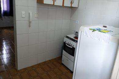 Sala Living, código 472 em São Vicente, bairro Centro