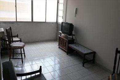 Apartamento, código 405 em São Vicente, bairro Centro