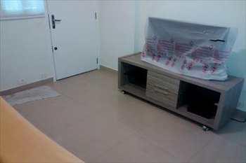 Sala Living, código 419 em São Vicente, bairro Centro