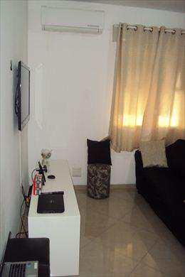 Sala Living, código 468 em São Vicente, bairro Centro