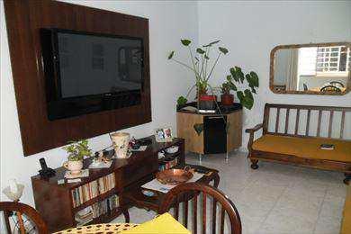 Apartamento, código 418 em São Vicente, bairro Centro