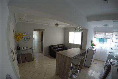 Apartamento, código 466 em Santos, bairro Vila Matias