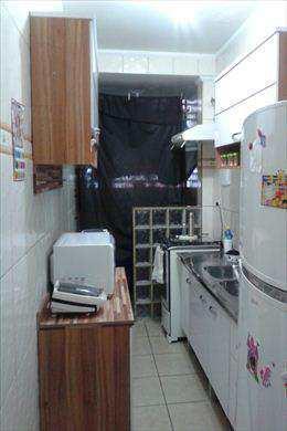 Apartamento, código 465 em São Vicente, bairro Centro