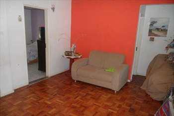 Apartamento, código 248 em São Vicente, bairro Centro