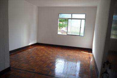 Apartamento, código 235 em São Vicente, bairro Itararé
