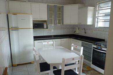 Apartamento, código 462 em São Vicente, bairro Centro
