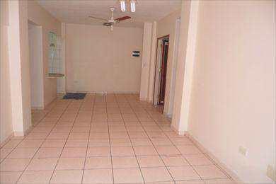 Apartamento, código 245 em São Vicente, bairro Centro