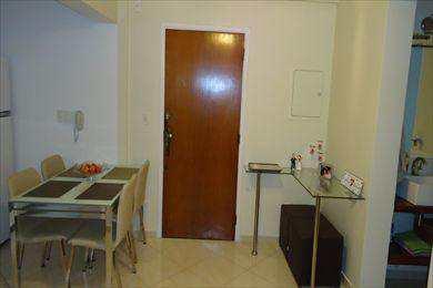 Apartamento, código 101 em Santos, bairro Vila Matias