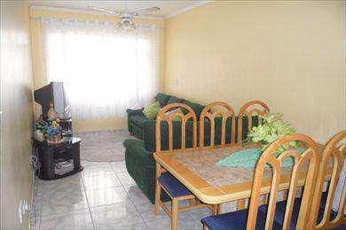 Apartamento, código 90 em São Vicente, bairro Centro