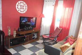 Apartamento, código 143 em São Vicente, bairro Jardim Guassu