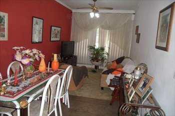 Apartamento, código 224 em São Vicente, bairro Centro