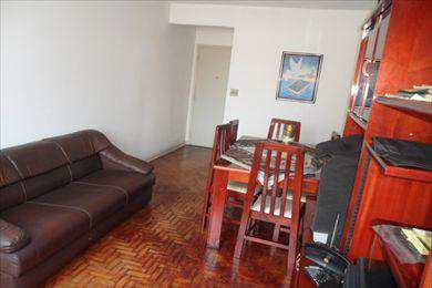 Apartamento, código 27 em São Vicente, bairro Centro