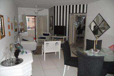 Apartamento, código 15 em São Vicente, bairro Itararé