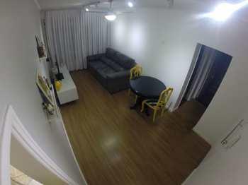 Apartamento, código 515 em São Vicente, bairro Itararé