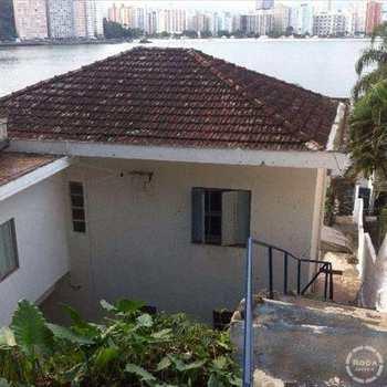 Sobrado em São Vicente, bairro Parque Prainha