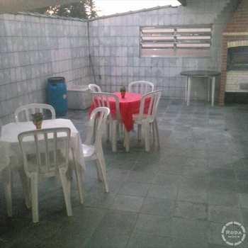 Sobrado em Santos, bairro Caneleira