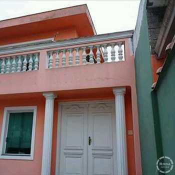 Casa Comercial em Santos, bairro Campo Grande