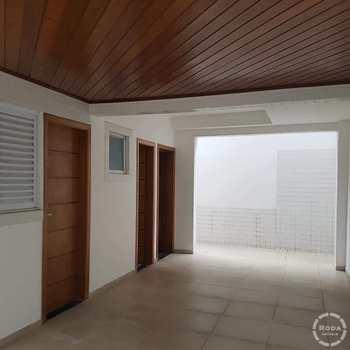 Sobrado de Condomínio em Santos, bairro Aparecida
