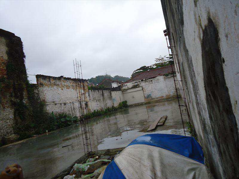 Terreno em Santos, no bairro Paquetá