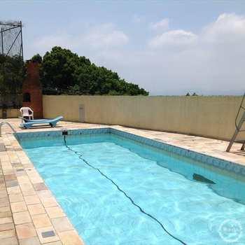 Sobrado de Condomínio em Santos, bairro Morro Santa Terezinha