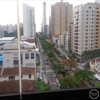 Cobertura em Santos, bairro Aparecida
