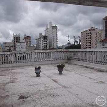 Prédio Comercial em Santos, bairro Aparecida
