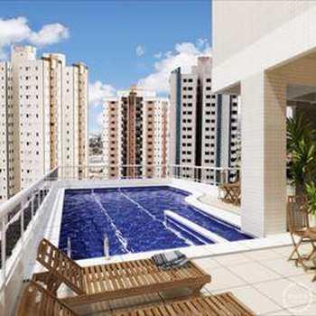 Flat em Santos, bairro Gonzaga