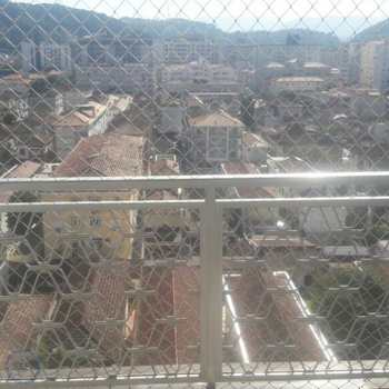 Cobertura em Santos, bairro Campo Grande